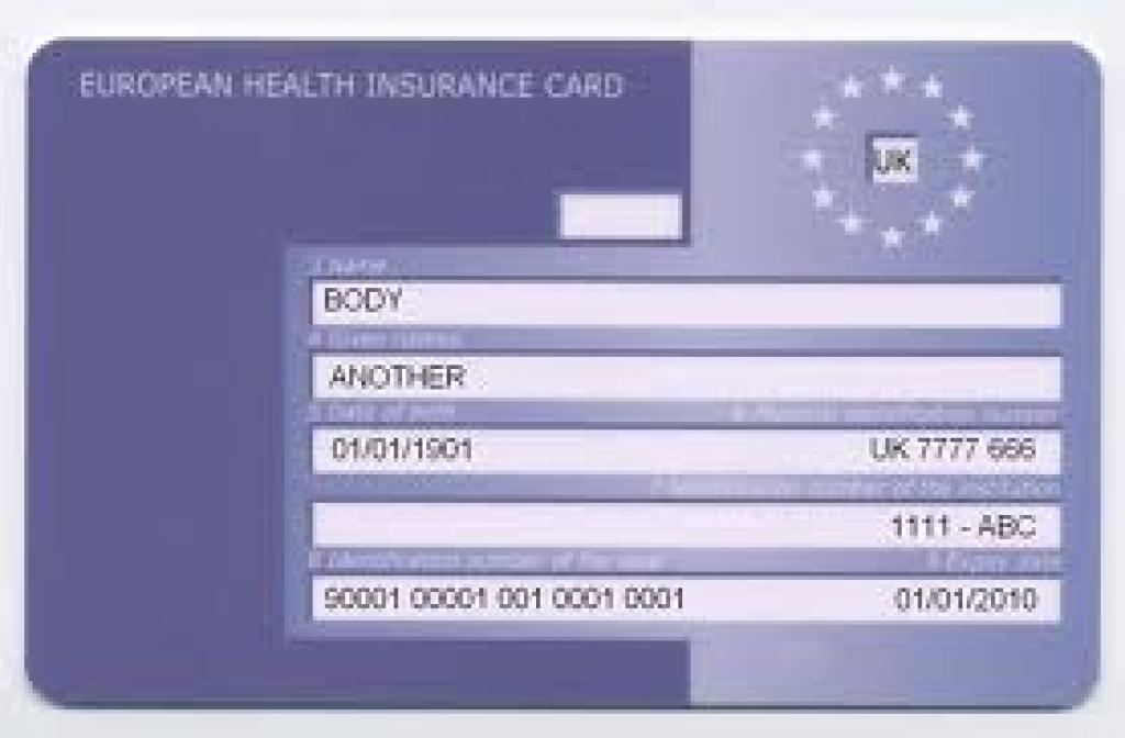 Karta Ubezpieczenia Europa.Europejska Karta Ubezpieczenia Zdrowotnego Ehic Patriot24 Net