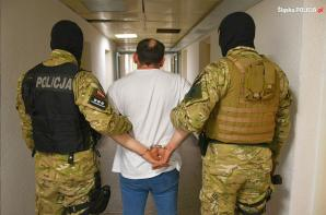 [VIDEO] Zabójcy Łukasza Porwolika za kratami! Sprawę jego zaginięcia nagłośnił 10 dni temu Krzysztof Rutkowski! Mordercy mieli broń i materiały wybuchowe!