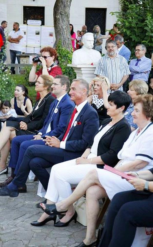 Jubileusz 45-lecia Szkoły Polskiej im. Gustawa Herlinga Grudzińskiego przy Ambasadzie RP w Rzymie